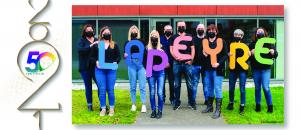 Cette année, Lapeyre Groupe fête ses 50 ans