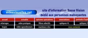 Aidesvisuelles.net informe vos porteurs en Basse Vision