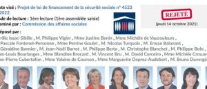 PLFSS 2022 : des députés voulaient déléguer aux Ocam la gestion du panier B