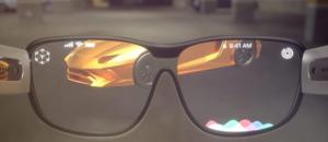 Concept lunettes de réalité augmentée - Apple