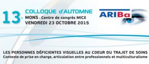13ème colloque Ariba décalé en novembre 2015 : programme et inscription