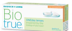 Bausch+Lomb élargit la famille Biotrue OneDay