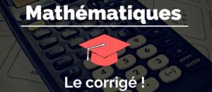 BTS OL 2019 : retrouvez les sujets et les corrigés d'ETSO et de mathématiques sur Acuité !