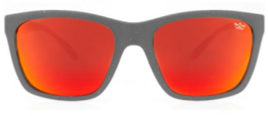 Première collection de lunettes à base de coquillages