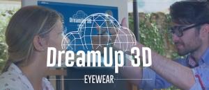 Savoir-faire traditionnel et haute technologie, le sur-mesure de DreamUp3D-Eyewear