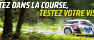 Championnat de France des Rallyes : Essilor dresse le bilan de ses journées d'actions