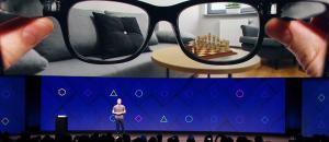 Facebook se positionne sur le marché des lunettes à réalité augmentée