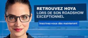Hoya organise un tour de France dans 8 villes