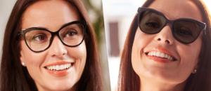 Nouvelle génération de verres photochromiques Sensity 2