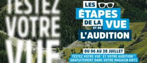 Krys présente son dispositif pour le Tour de France 2019