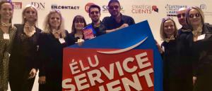 L'équipe Service client du Groupe Afflelou