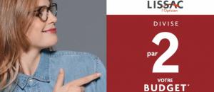 Lissac divise par 2 le budget optique de ses clients. Le spot sur Acuité !