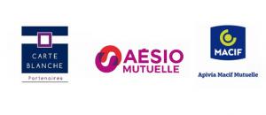 Aésio mutuelle et Apivia Macif Mutuelle deviennent actionnaires de Carte Blanche Partenaires