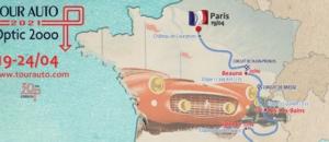 L'édition 2021 du Tour Auto Optic 2020 se dévoile