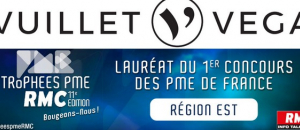 Vuillet Vega à une marche du 1er prix national du « fabriqué en France »