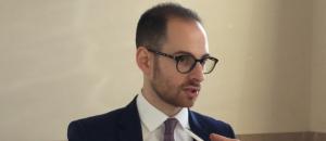 Yannick Dyant, président de l'Association des Optométristes de France (AOF)