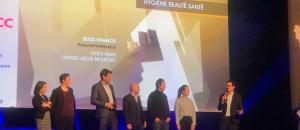 Zeiss : remise du prix Effie 2019 au théâtre de Paris dans le 9e arrondissement de la capitale