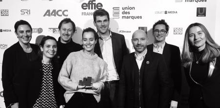 Zeiss reçoit l'Or aux très prétigieuxprix Effie 2019